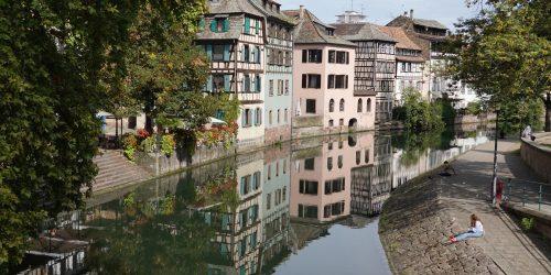 Strasbourg, France to Arnhem, the Netherlands