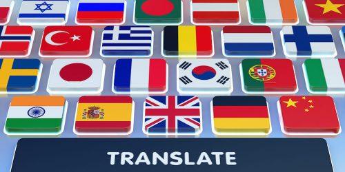 Reading foreign language websites