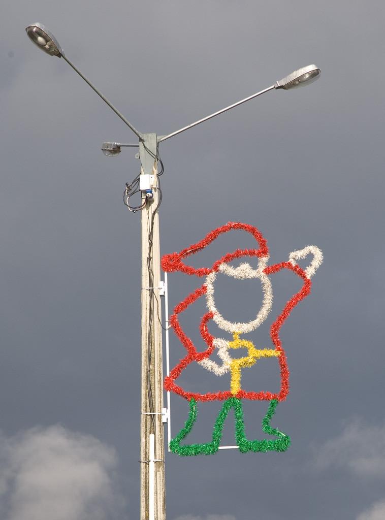 santa-waving