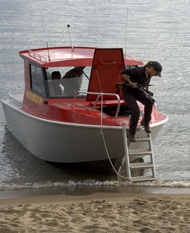 keplar-track-boat